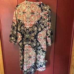 reborn Dresses - Blouson Boho Dress